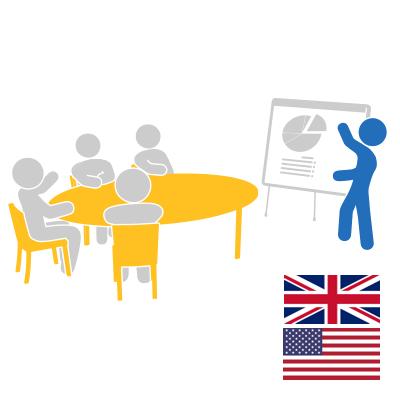 Szkolenie okresowe BHP dla pracownika administracyjno-biurowego - (j.ang) - on-line