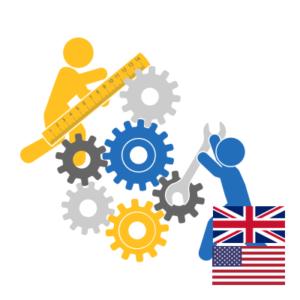 Szkolenie okresowe BHP dla pracownika inżynieryjno-technicznicznego - (j.ang) - on-line