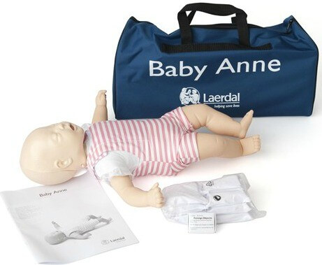 Safety First Laerdal Little Family